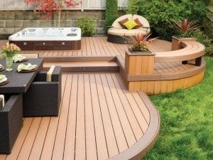 composite deck costs, pros, and cons | Citywide Sundecks