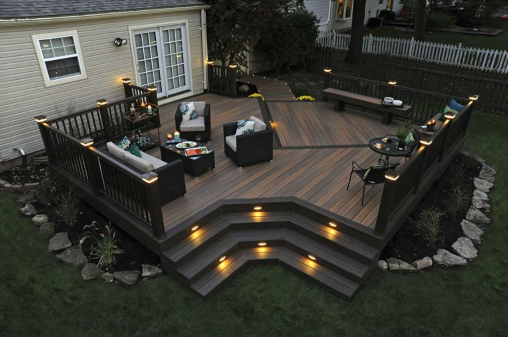Azek deck photo | Citywide Sundecks and Railings