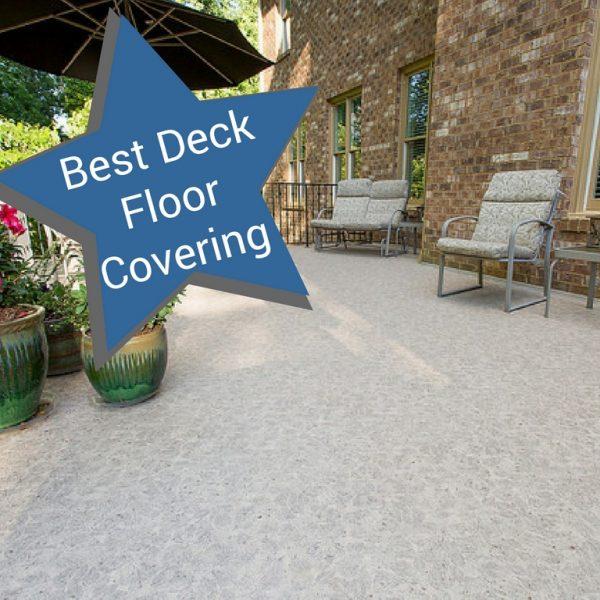 best deck floor covering blog | Citywide Sundecks and Railings
