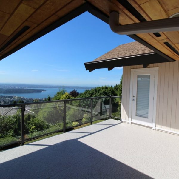 Duradek West Vancouver | Citywide Sundecks and Railings