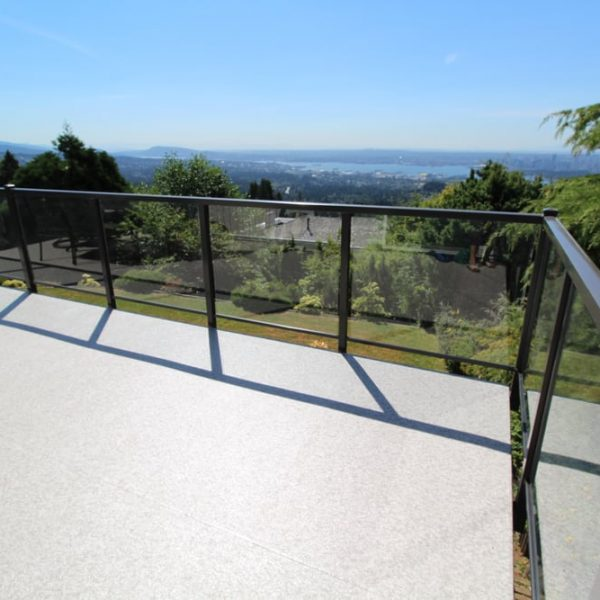 Glass Railings West Vancouver | Citywide Sundecks and Railings
