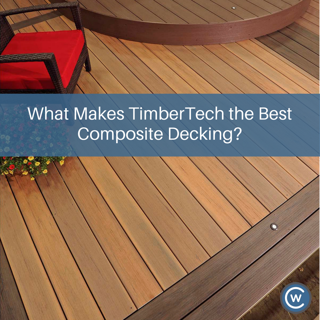 What Makes TimberTech the Best Composite Decking? - CITYWIDE