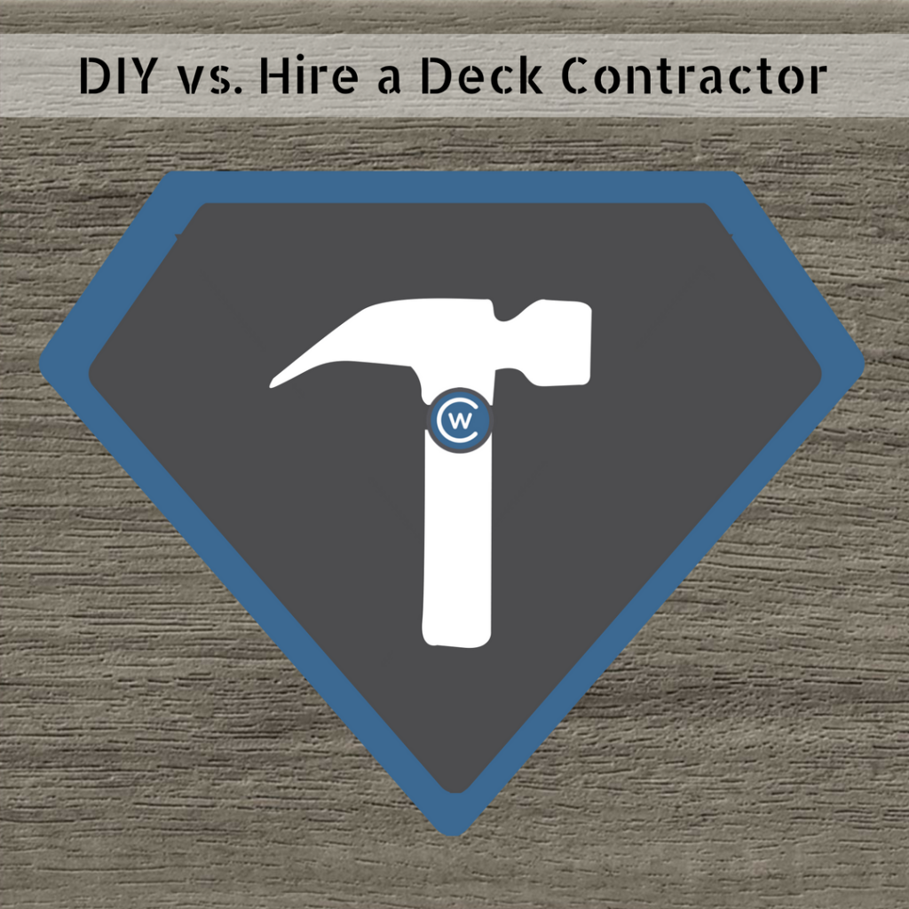hire a deck contractor or DIY blog   Citywide Sundecks and Railings