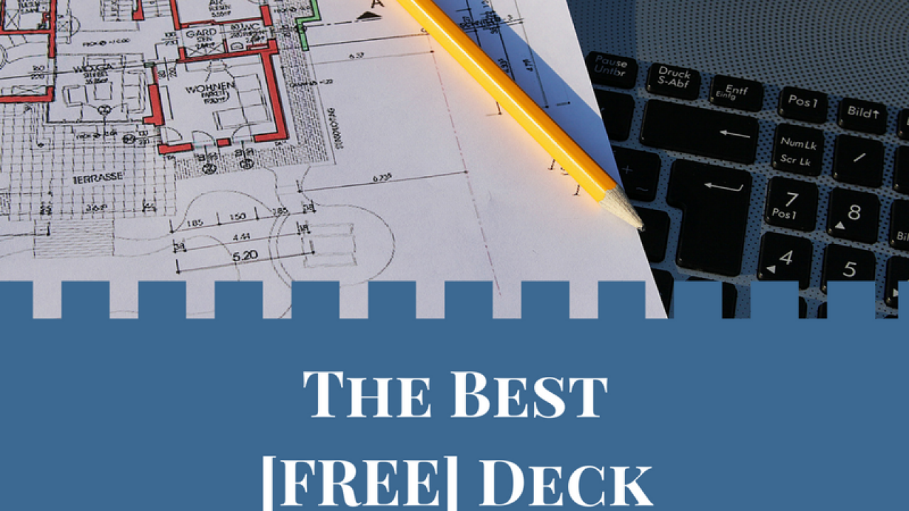 The 7 Best Free Deck Design Tools Citywide Sundecks