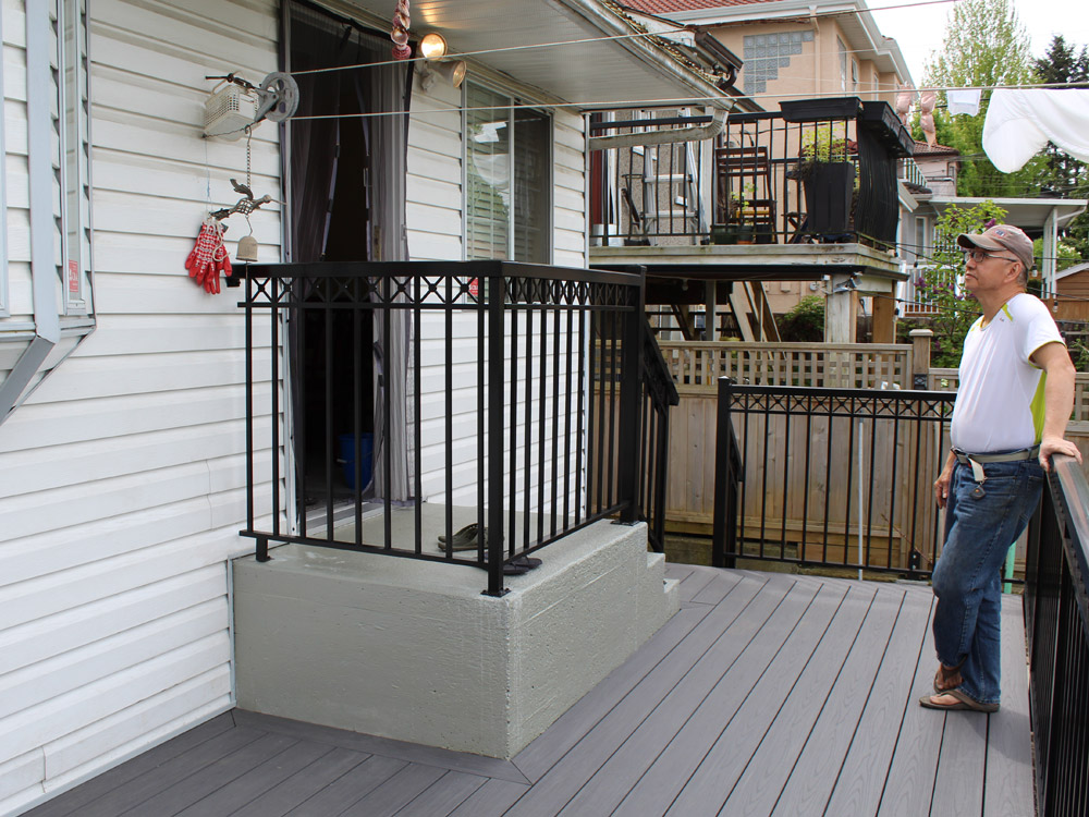 professional deck construction vancouver | Citywide Sundecks and Railings