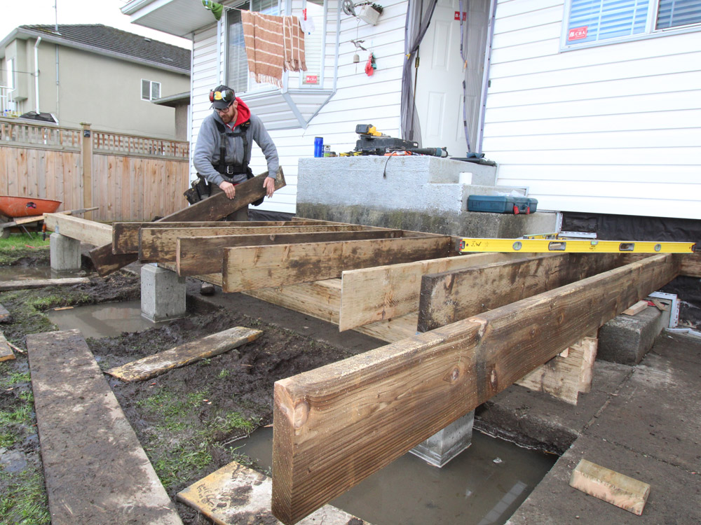 expert sundeck construction Vancouver | Citywide Sundecks and Railings