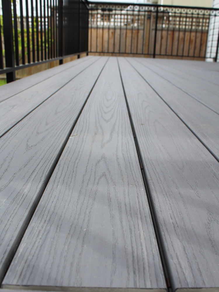 composite deck installation and railings | Citywide Sundecks and Railings