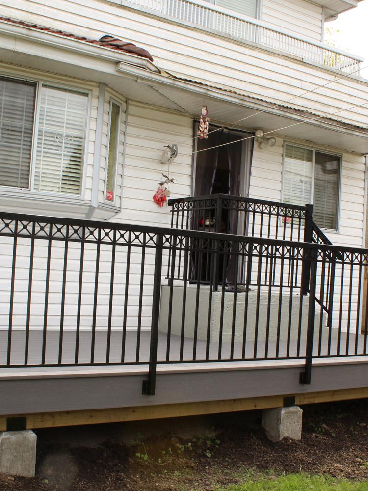 composite deck builder | Citywide Sundecks and Railings