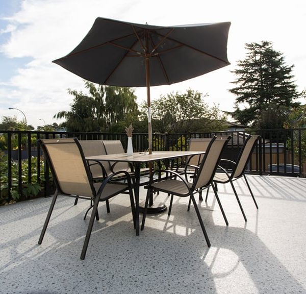 duradek supreme chip vinyl decking north vancouver | Citywide Sundecks and Railings