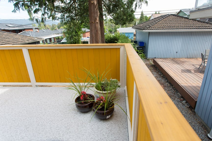 custom wooden railings | Citywide Sundecks and Railings