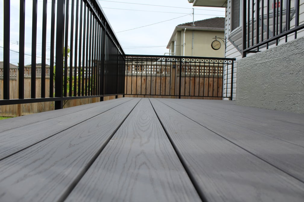 composite decking installation vancouver | Citywide Sundecks and Railings
