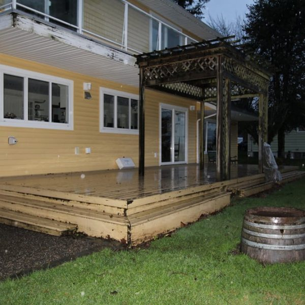 Wood Rot Remediation Maple Ridge | Citywide Sundecks and Railings