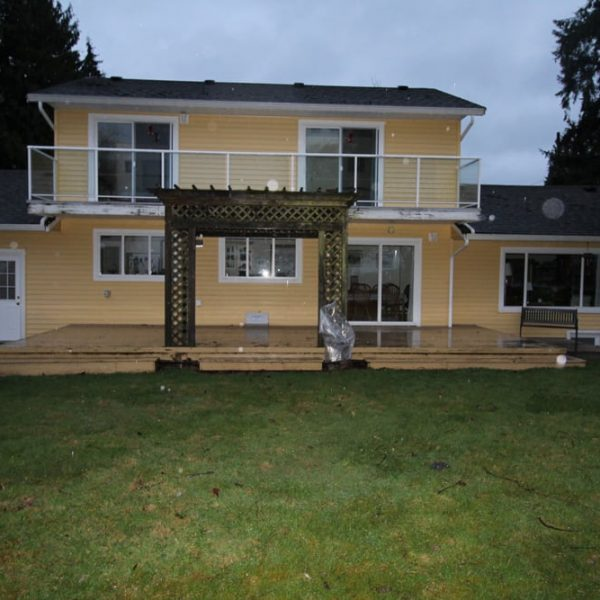 wood deck removal | Citywide Sundecks and Railings