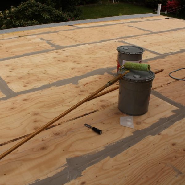vinyl deck installation preparation | Citywide Sundecks and Railings