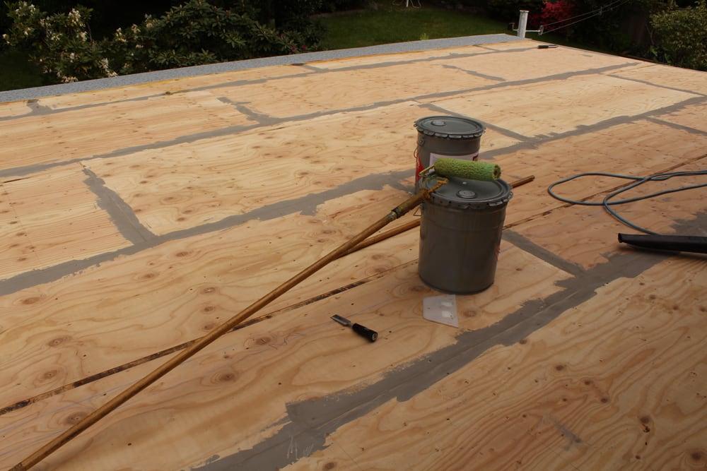 vinyl deck installation preparation | Citywide Sundecks and Railings
