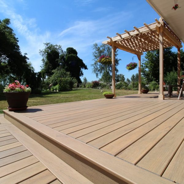 composite deck renovation maple ridge | Citywide Sundecks and Railings