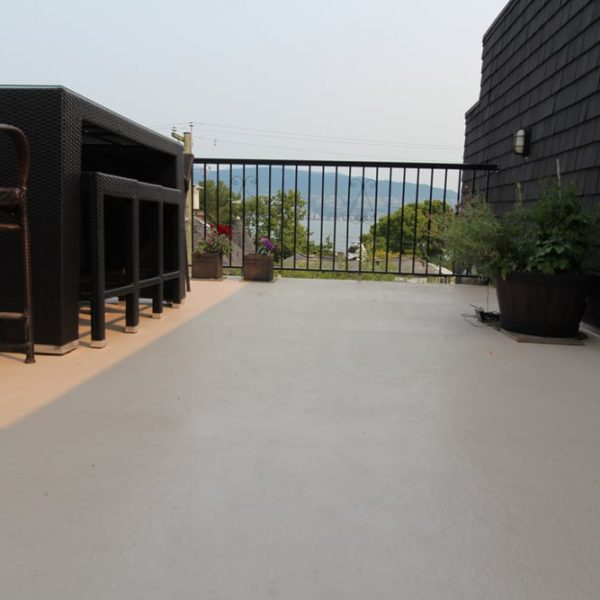 textured deck coating application | Citywide Sundecks and Railings