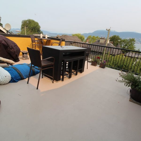 roof deck waterproof coating | Citywide Sundecks and Railings