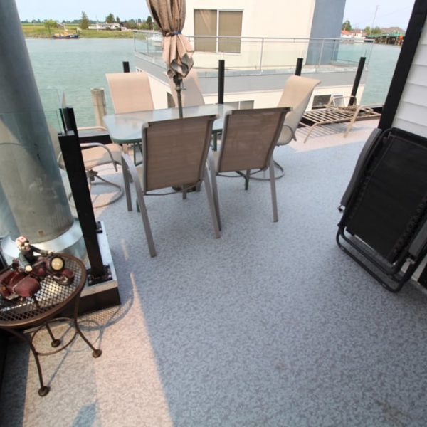 Duradek Vinyl roof deck | Citywide Sundecks and Railings
