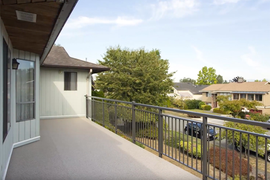 Duradek Vinyl Installation Burnaby | Citywide Sundecks and Railings