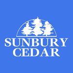 Sunbury Cedar partner logo | Citywide Sundecks and Railings