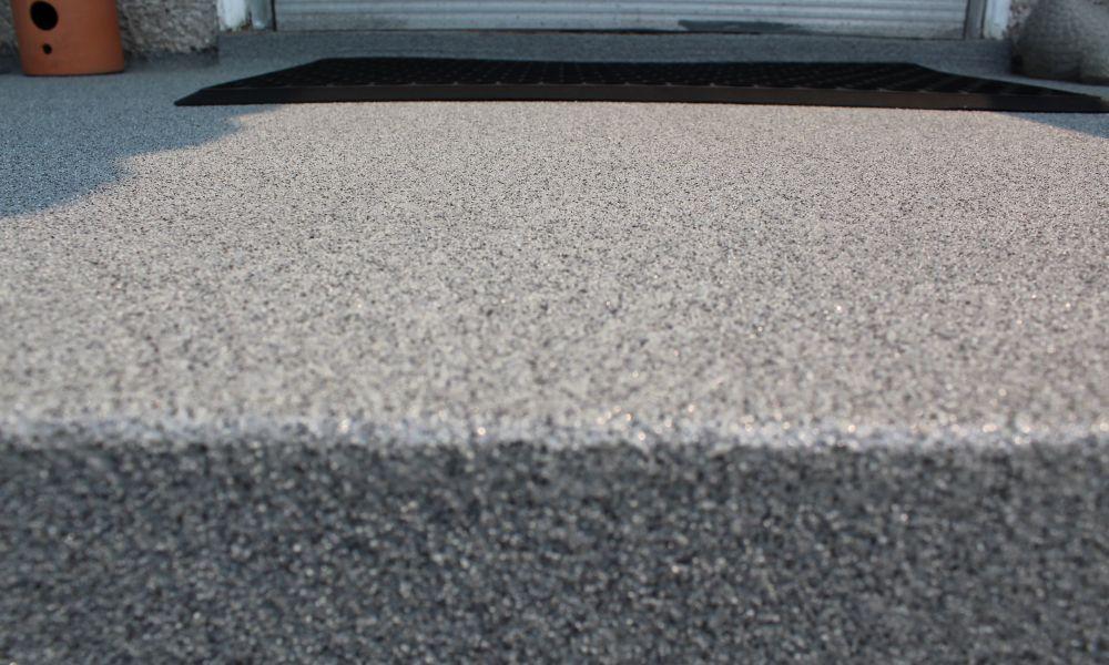 custom designed waterproof deck coating application   Citywide Sundecks and Railings