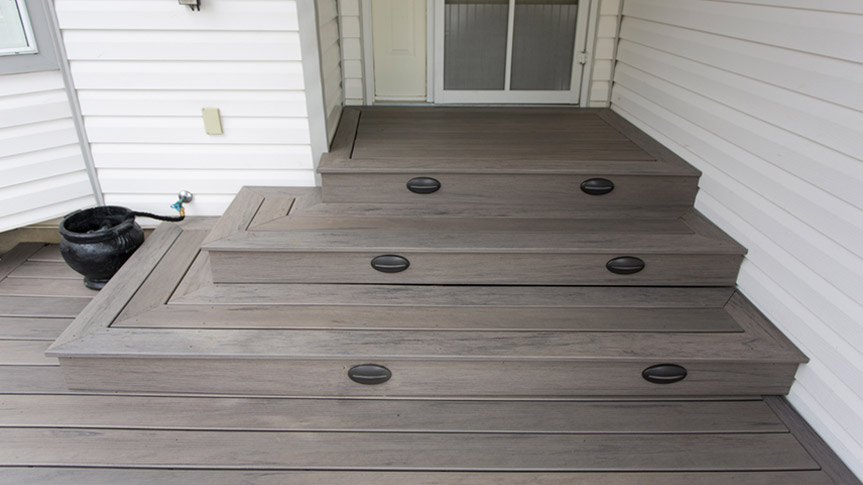 AZEK composite decking | Citywide Sundecks and Railings