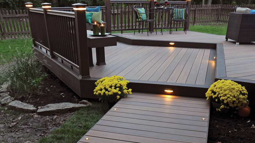 AZEK composite decking installer | Citywide Sundecks and Railings