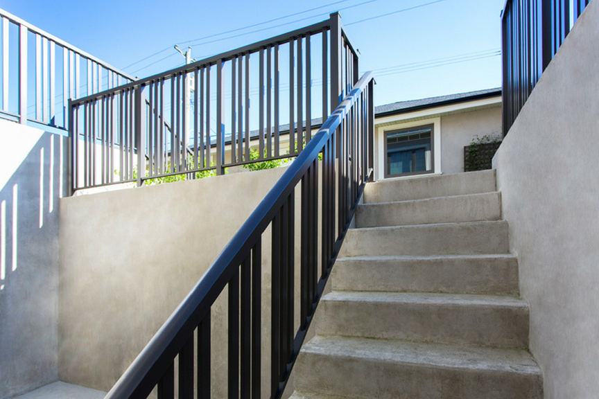 aluminum railings | Citywide Sundecks and Railings