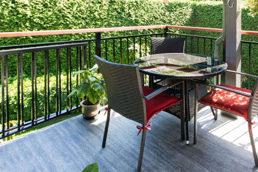 custom railings combination | Citywide Sundecks and Railings