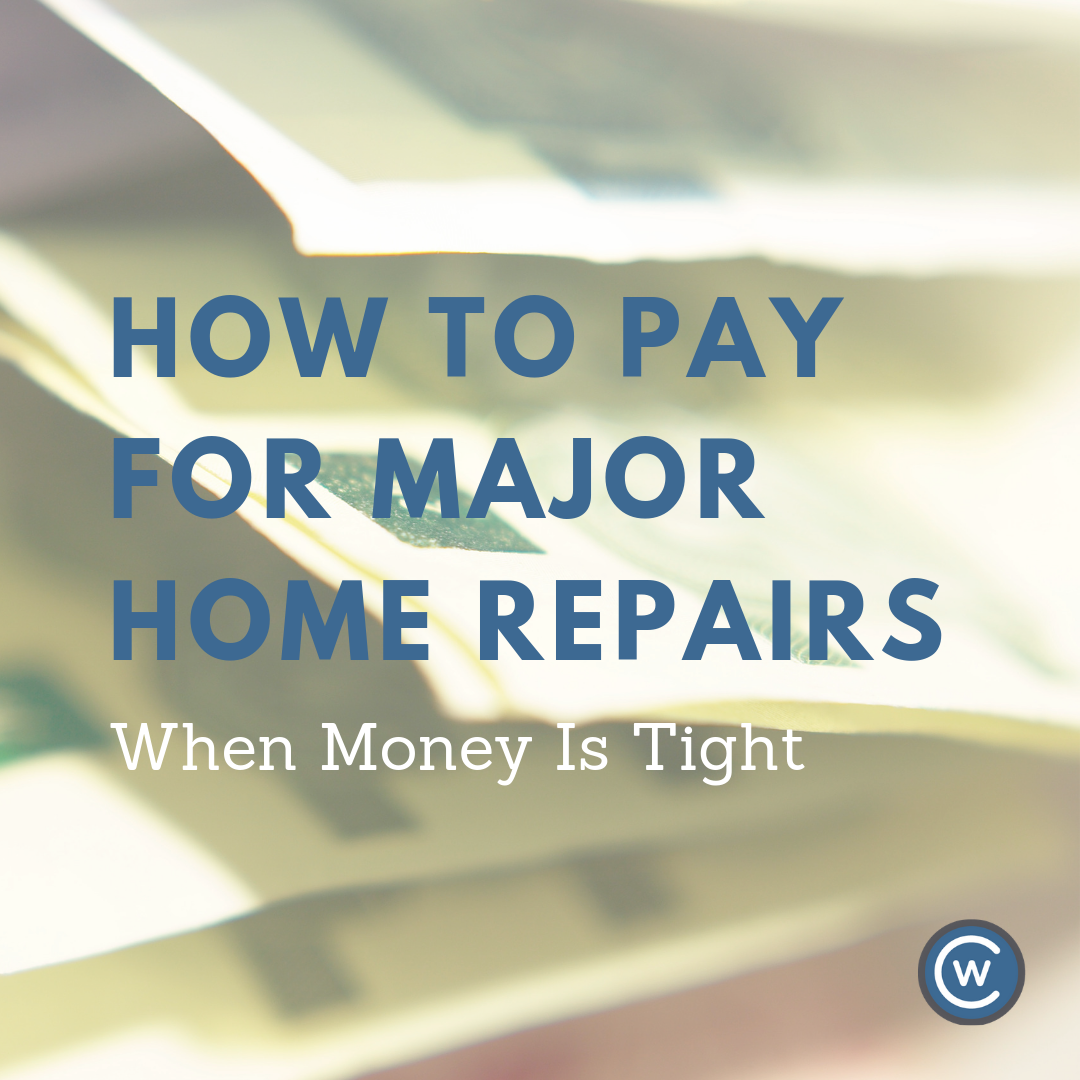 How To Pay For Major Home Repairs -The Deck Blog | Citywide Sundecks and Railings