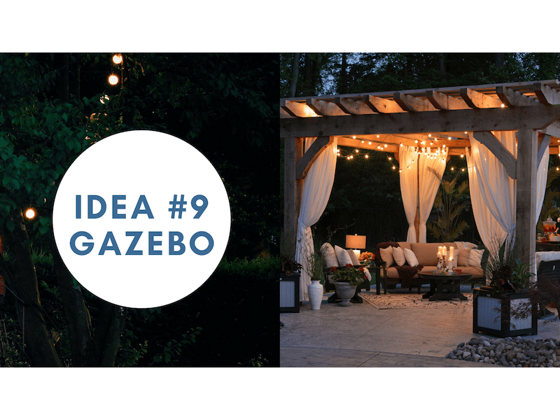 customize your sundeck with a gazebo | Citywide Sundecks and Railings
