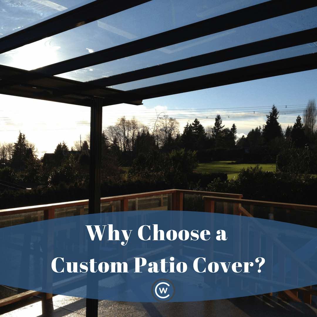 Custom Patio Cover Installation | Citywide Sundecks